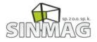 SINMAG – Kompleksowa obsługa inwestycji | Wypożyczalnia sprzętu budowlanego Logo